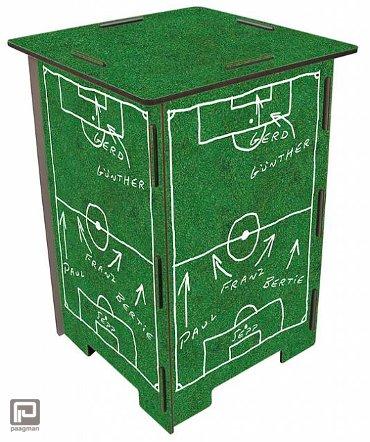 Werkhaus Photohocker voetbal - opstelling