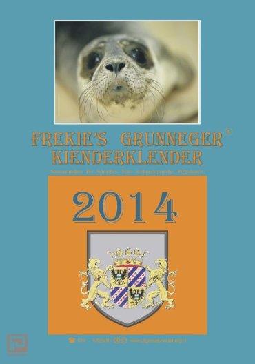 Frenkie s Grunneger kienderklender / 2014
