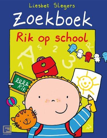 Rik op school - Zoekboeken