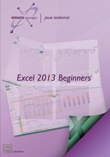 Excel 2013 / Beginners