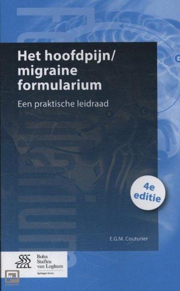 Het hoofdpijn/migraine formularium