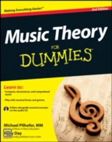 Music Theory For Dummies : with Audio CD