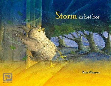 Storm in het bos - Sociaal-emotionele themaboekjes