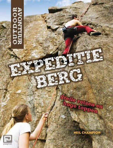 Expeditie berg - Outdoor Avontuur