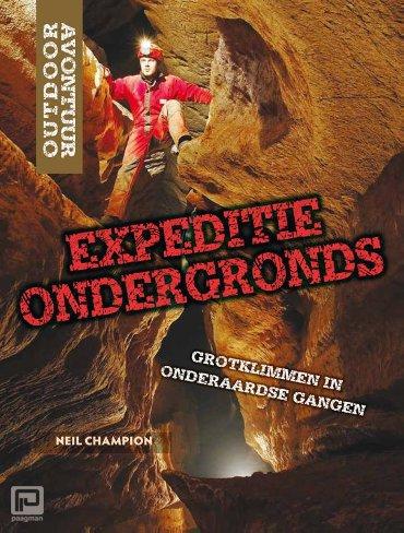 Expeditie ondergronds / Grotklimmen in onderaardse gangen - Outdoor Avontuur