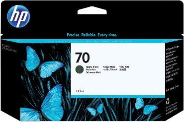Inktcartridge HP C9448A 70 mat zwart