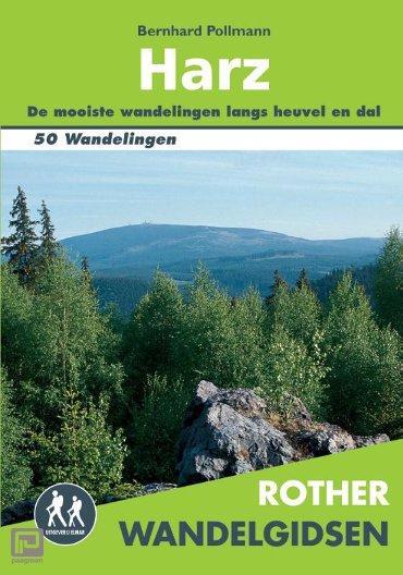 Harz - Rother Wandelgidsen