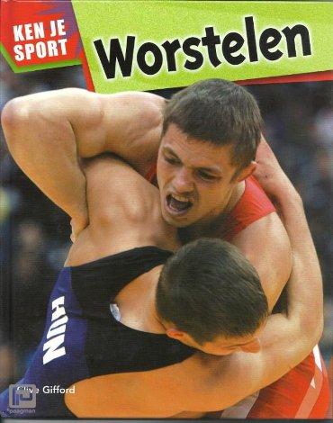 Worstelen - Ken je sport