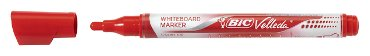 Viltstift Bic Liquid whiteboard rond rood medium