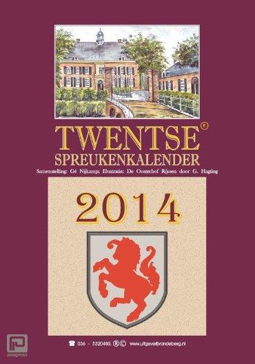 Twentse spreukenkalender / 2014