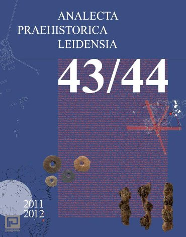 The end of our fifth decade - Analecta Praehistorica Leidensia