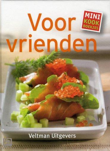 Voor vrienden - Mini kookboekjes