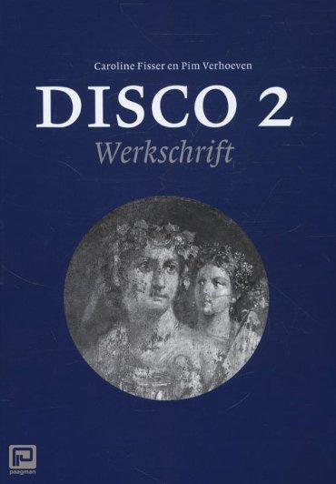 Disco / 2 / werkschrift