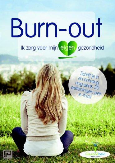 Burn-out - Ik zorg voor mijn eigen gezondheid