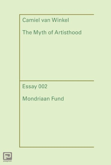The myth of Artisthood - Essayreeks