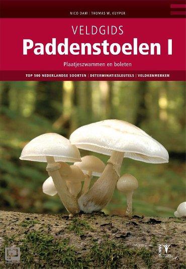 Veldgids paddenstoelen - Veldgids