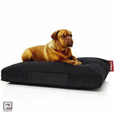 Fatboy doggielounge large stonewashed zwart
