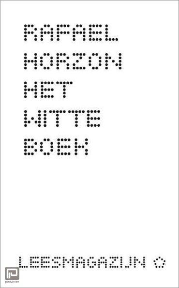 Het witte boek - Leesmagazijn