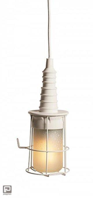 Seletti hanglamp Ubiqua wit