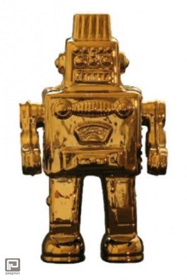 Seletti My Robot Memorabilia Gold