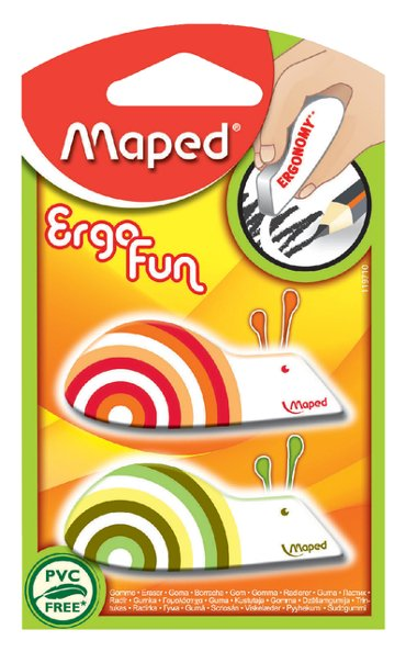Gum Maped Ergo fun blister 2stuks