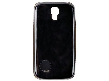 Telefoonhoes Dresz TPU case Samsung S3 zwart
