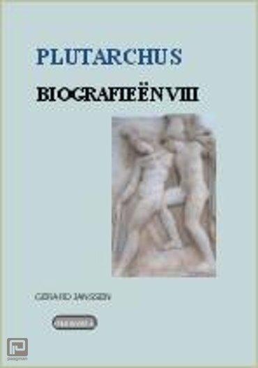 Biografieen VIII / Theseus, Romulus, Solon, Publicola, Kimon, Lucullus, - Maior-serie Biografieën