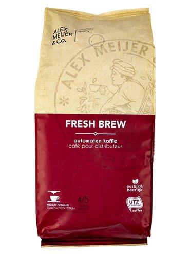 Koffie Alex Meijer Fresh Brew automatenkoffie 1000gr