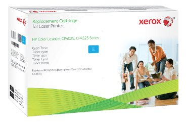 Tonercartridge Xerox 106R02217 HP CE261A 648A blauw