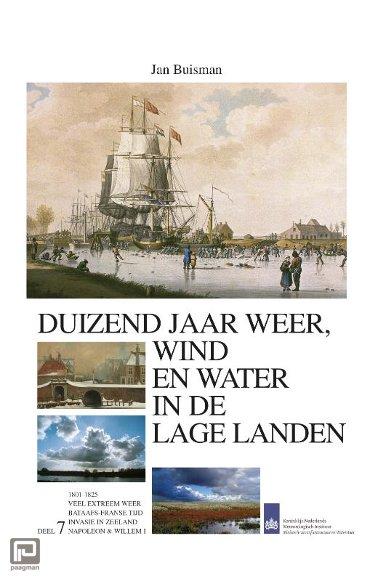 Duizend jaar weer wind en water in de Lage Landen / VII