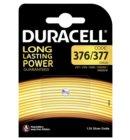Batterij Duracell knoopcel 1x377 zilver oxide Ø6,8mm 1,5V-18mA
