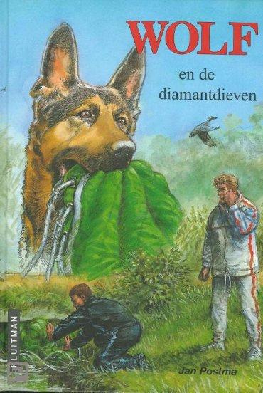 Wolf en de diamantdieven - Wolf