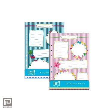 Lief! Kids Farm babyboek navulling jongen of meisje