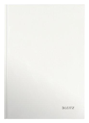Notitieboek Leitz WOW A5 gelinieerd wit