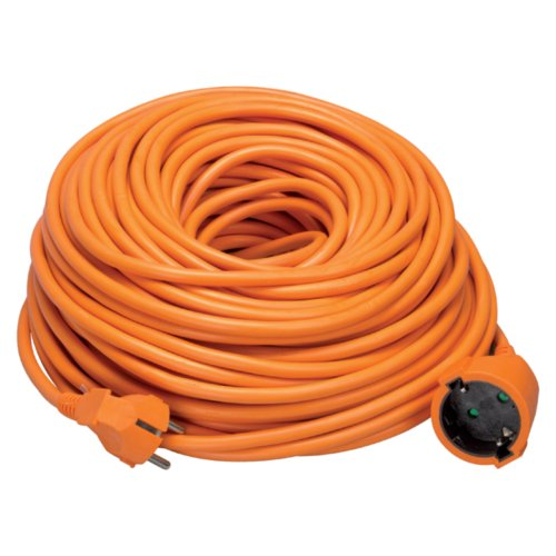 Afbeelding van Verlengkabel 40meter Oranje