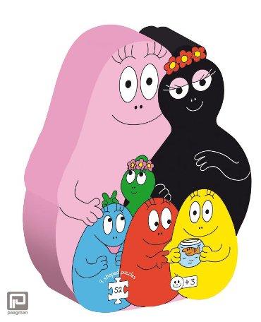 Barbapapa: Puzzel Familie
