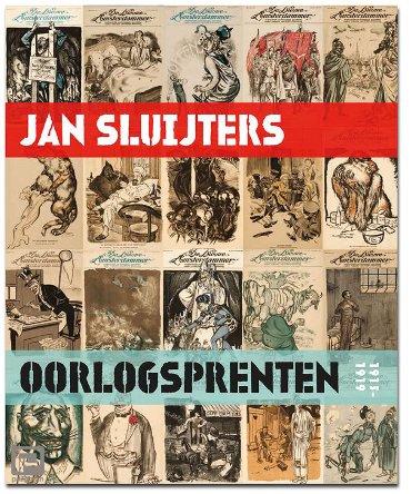 Jan Sluijters oorlogprenten, 1915-1919
