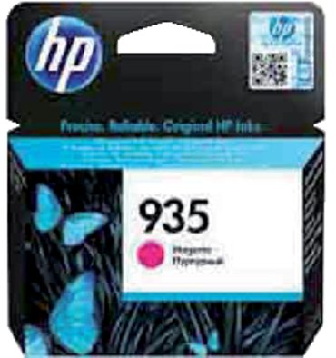 Inkcartridge HP C2P21AE 935 rood