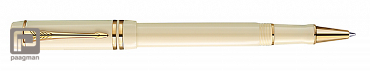 Parker Duofold Ivory GT rollerbal, schrijfdikte medium