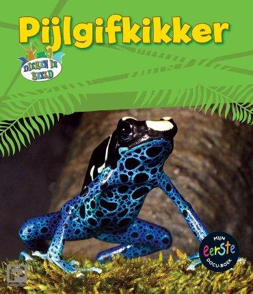 Pijlgifkikker - Dieren in beeld