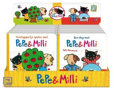Verstoppertje spelen; Een dag met - Pepe en Milli