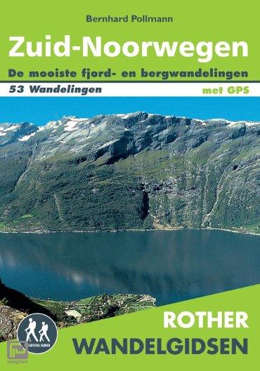 Zuid-Noorwegen - Rother Wandelgidsen