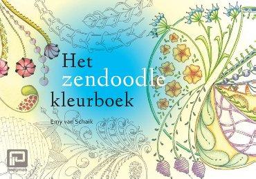 Het zendoodle-kleurboek