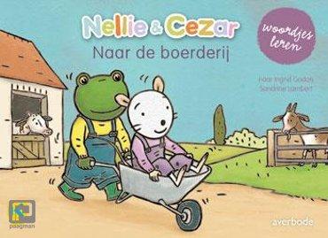Naar de boerderij - Nellie & Cezar