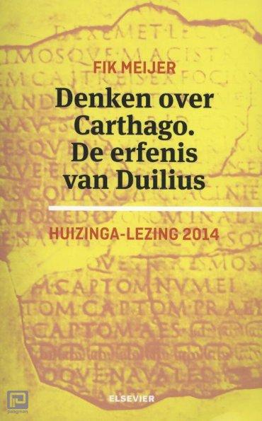 Denken over Carthago. De erfenis van Duilius. / 2014