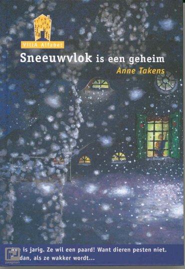 Sneeuwvlok is een geheim - Villa Alfabet Oranje