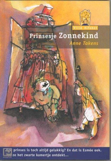 Prinsesje Zonnekind - Villa Alfabet Oranje