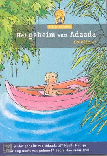 Het geheim van Adaada - Villa Alfabet Oranje
