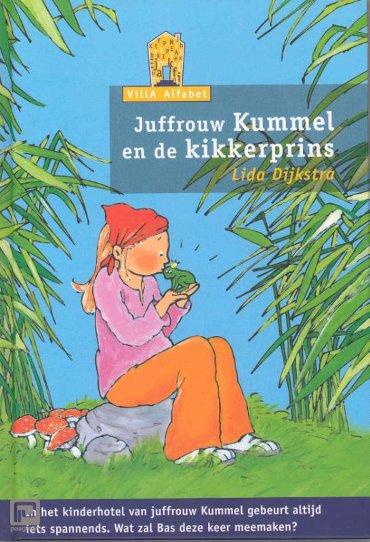 Juffrouw Kummel en de kikkerprins - Villa Alfabet Oranje