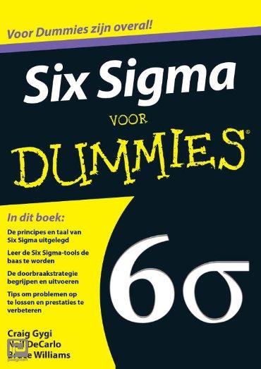 Six Sigma voor Dummies - Voor Dummies